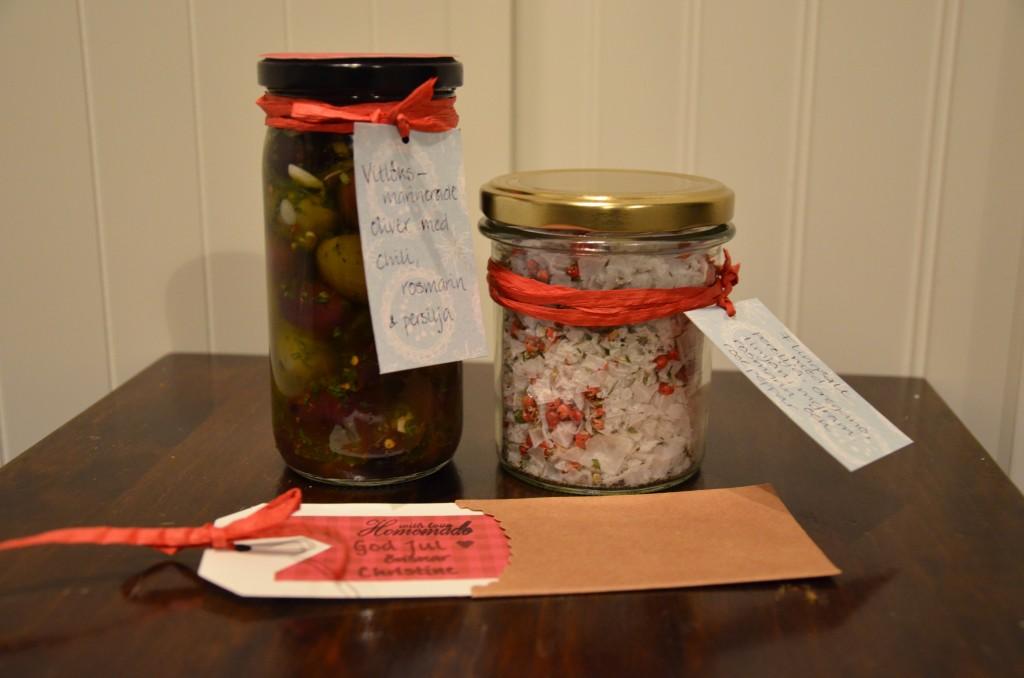 oliver och salt