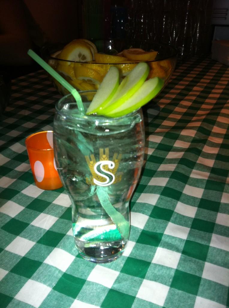 drink äpple