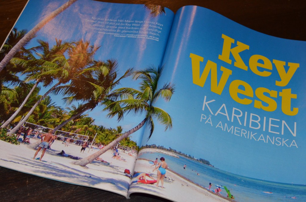 Key west artikel