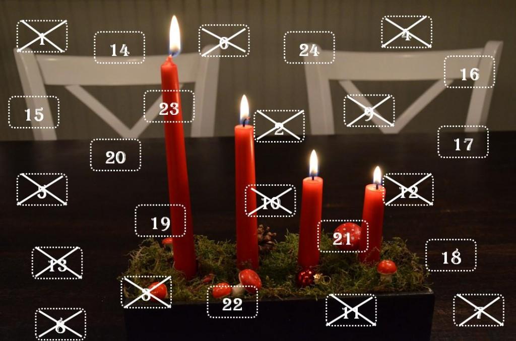 Julkalendern 2012 lucka 13