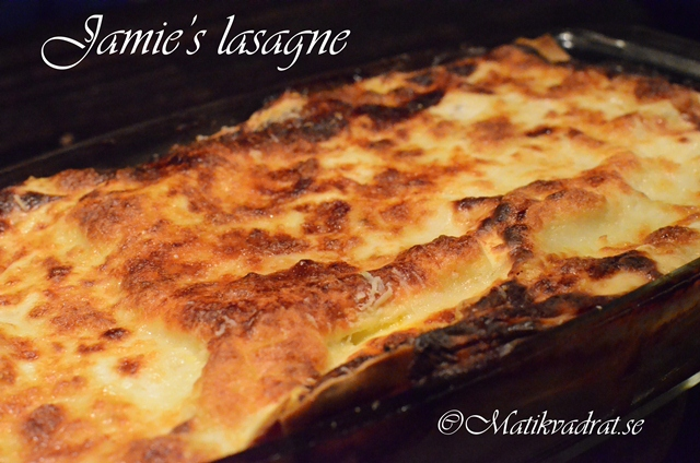 lasagne copyright