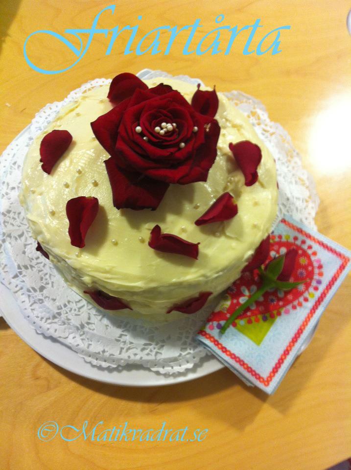 Friartårta