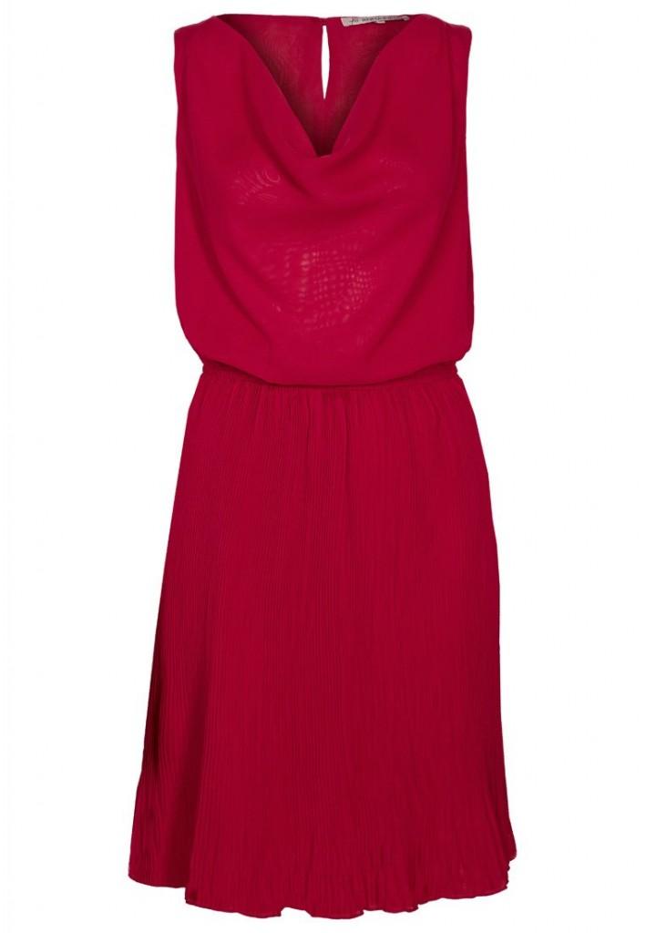 röd klänning2
