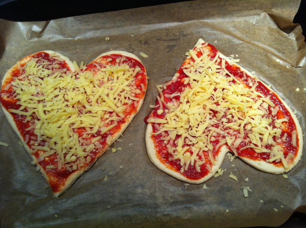 pizzahjärtan