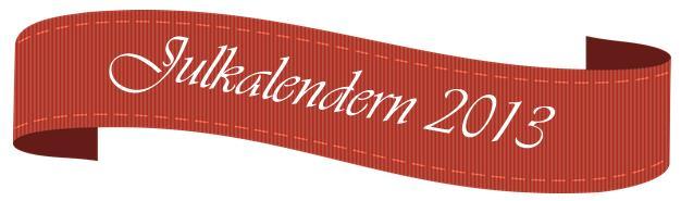 Julkalendern 2013 banner