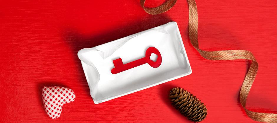 röd nyckel