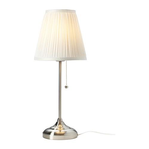 årstid bordslampa