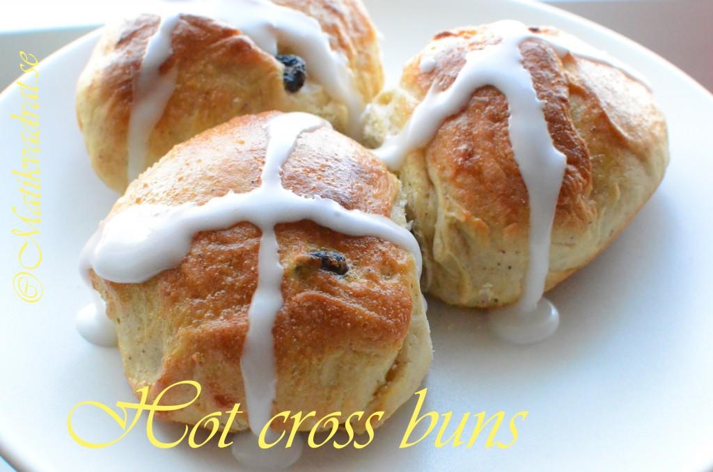 Hot cross buns copyright