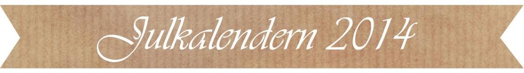 Adventskalender 2014 banner
