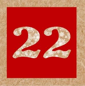 Julkalendern 2014-22