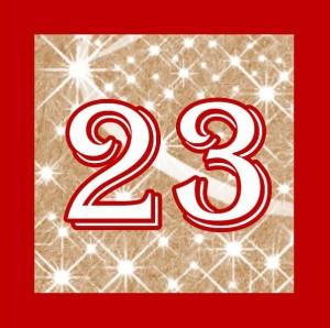 Julkalendern 2014-23
