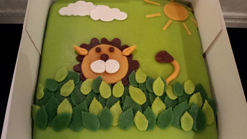 djungeltårta