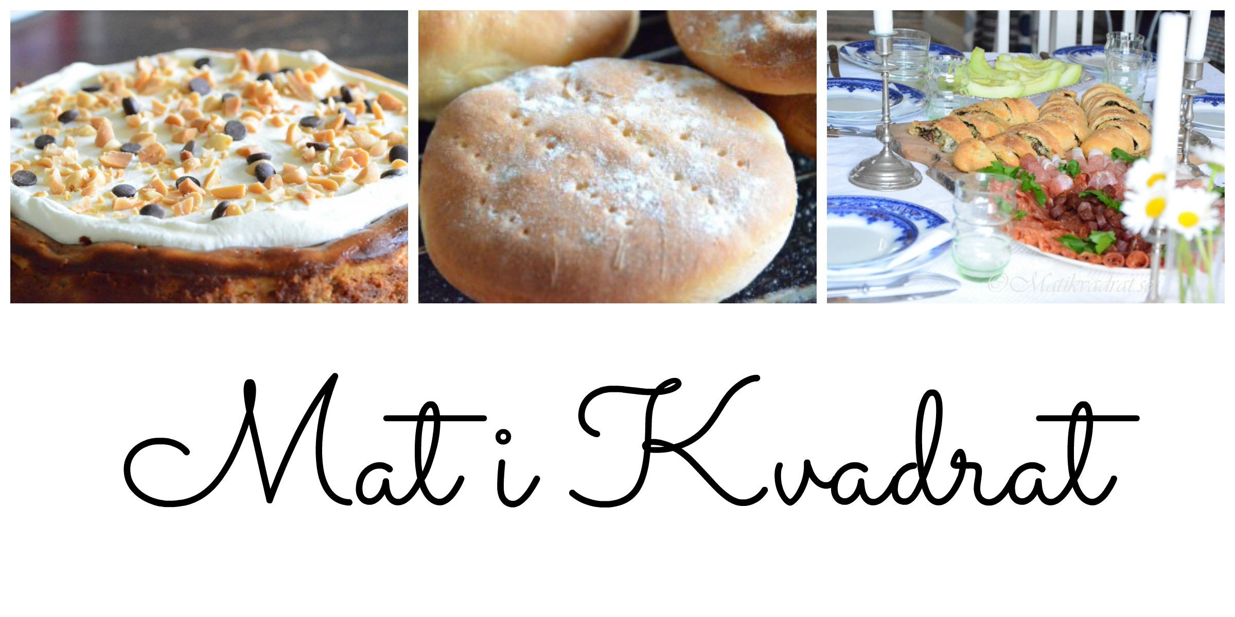 Mat i kvadrat