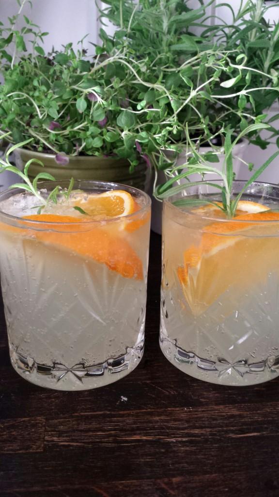 päron lime-drink